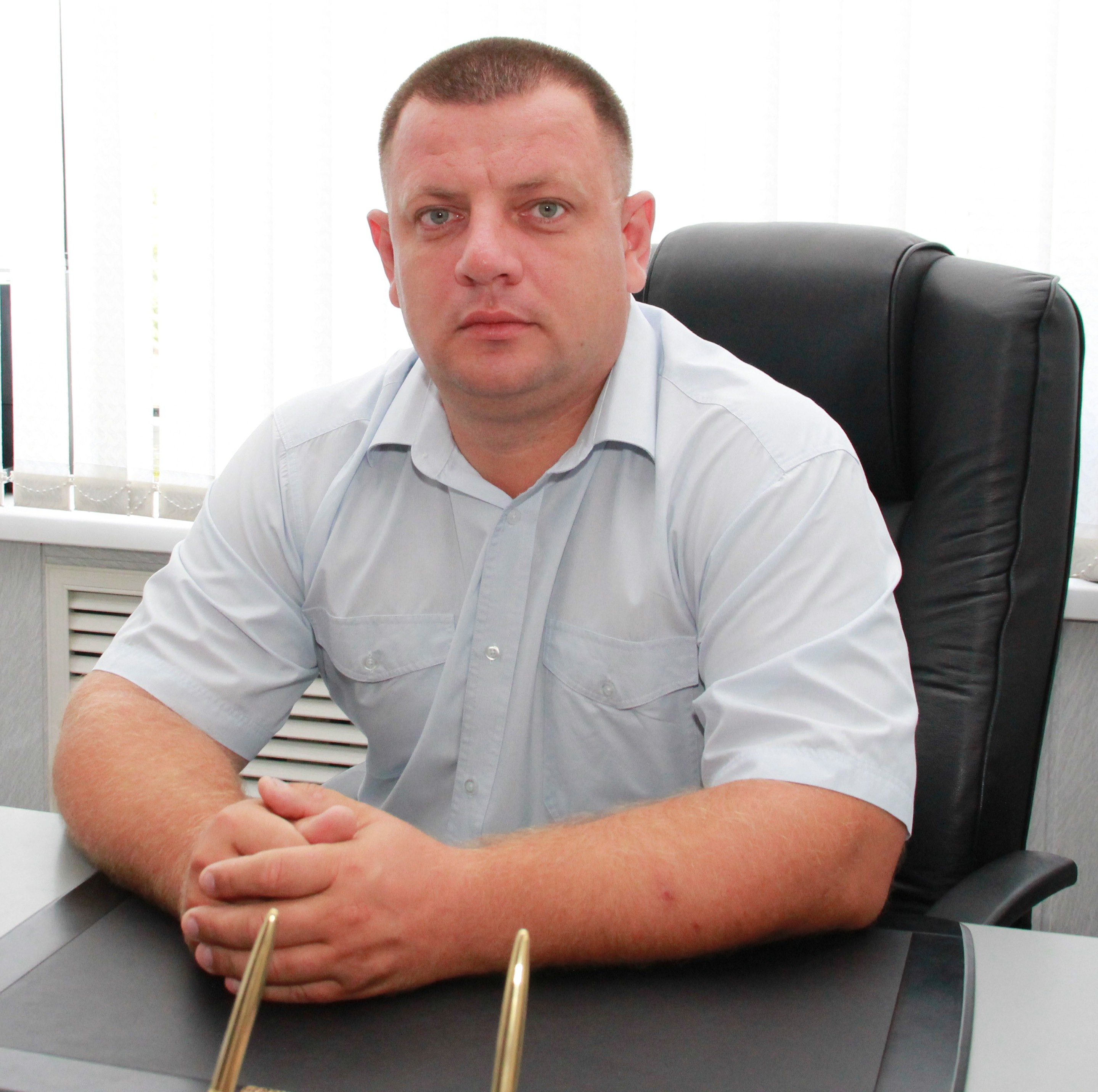 Председатель Собрания представителей муниципального района Большеглушицкий Самарской области Назаров Николай Вениаминович