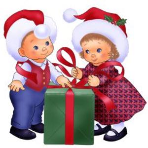 Возраст детей на новогодние подарки 635